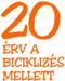 20 érv a biciklizés mellett